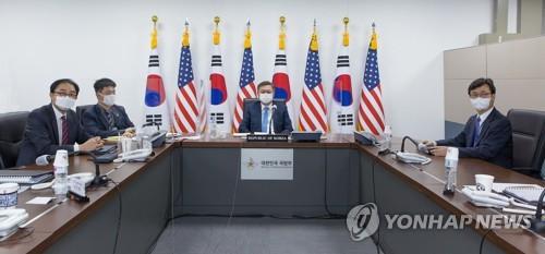 朝媒谴责韩美商讨对朝核导威慑方案