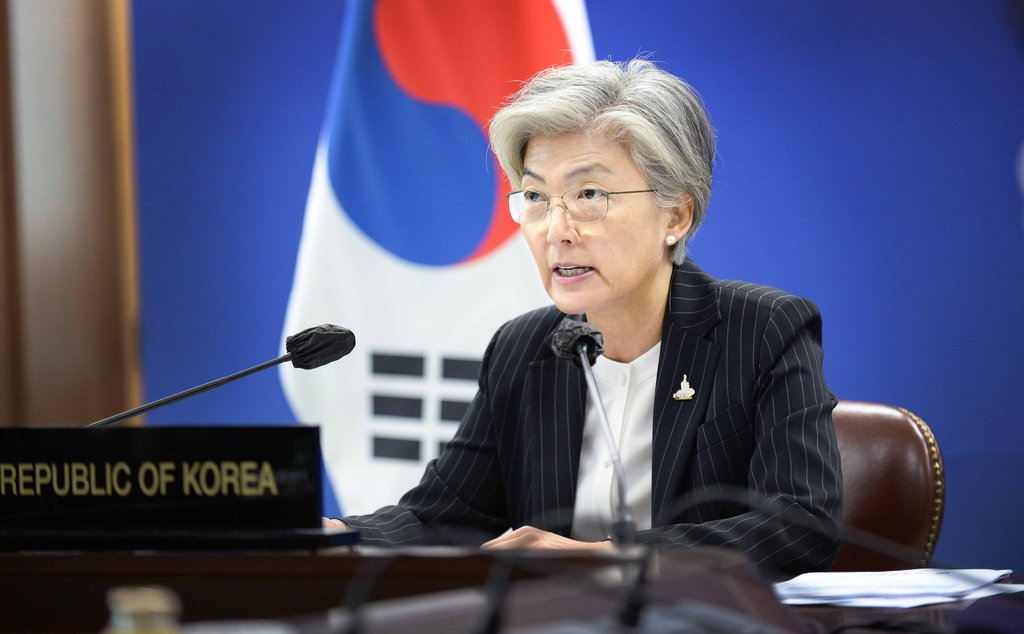 韩外长吁哥方支持世贸总干事韩国候选人