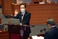 韩总理自评未全面禁止自华入境是明智之举