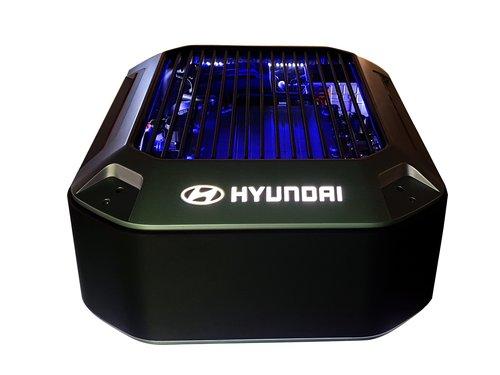 现代汽车将在华投建首家海外氢燃料电池厂