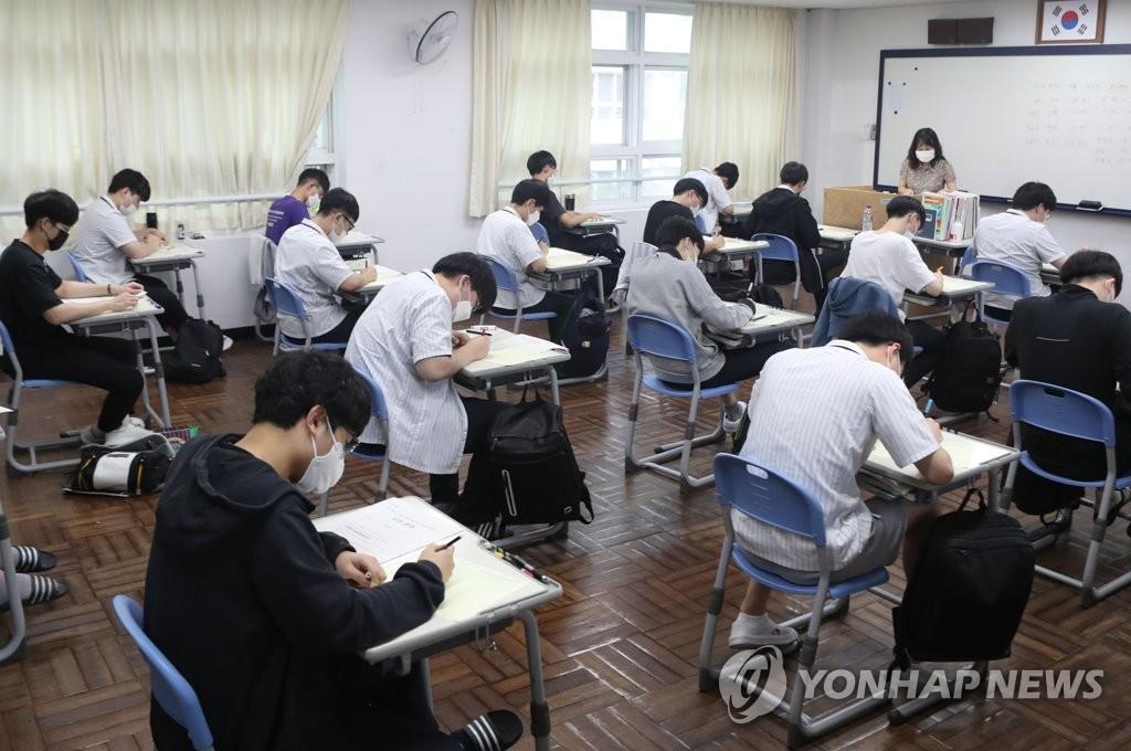 韩国今年高考将于12月3日如期举行