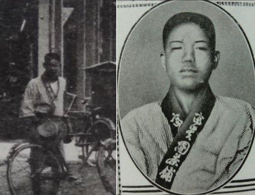 韩独立运动家赵明河珍贵旧照