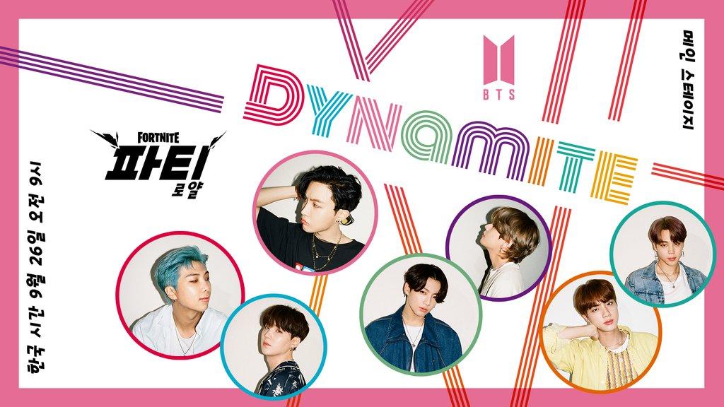 防弹少年团《Dynamite》新版本MV亮相网络游戏。 韩联社/Big Hit娱乐供图 (图片严禁转载复制)