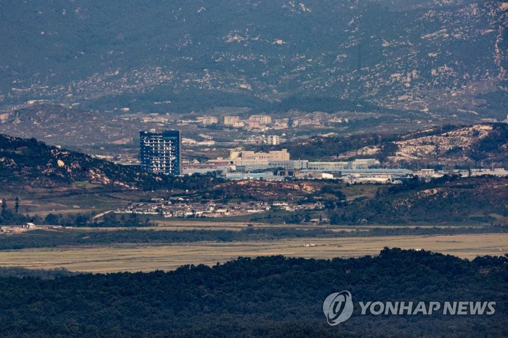 资料:韩明年将大幅缩减韩朝联办预算和人力