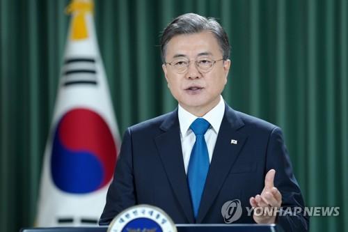 文在寅联大演讲:韩半岛终战宣言将开启无核化停转和之门