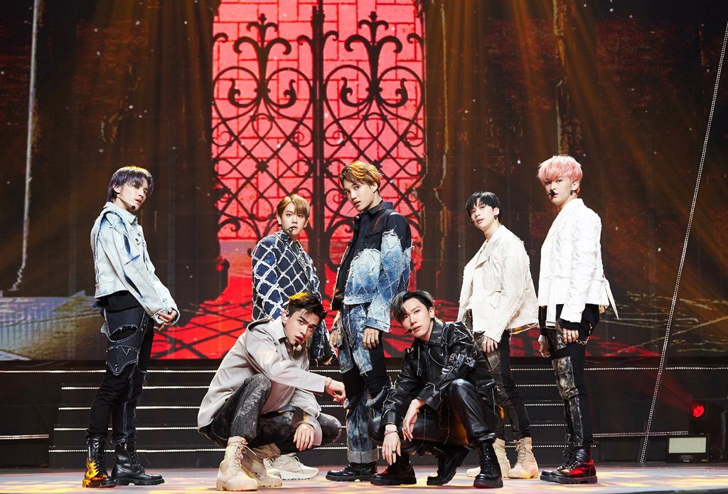 资料图片:SuperM SM娱乐供图(图片严禁转载复制)