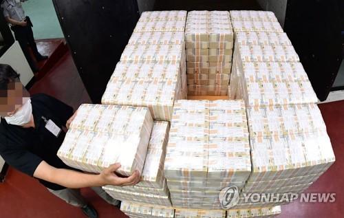 央行节前备新钞