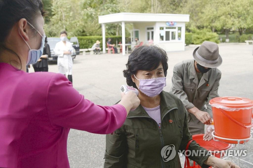 """朝鲜超万人接受新冠检测 病例数仍为""""0"""""""