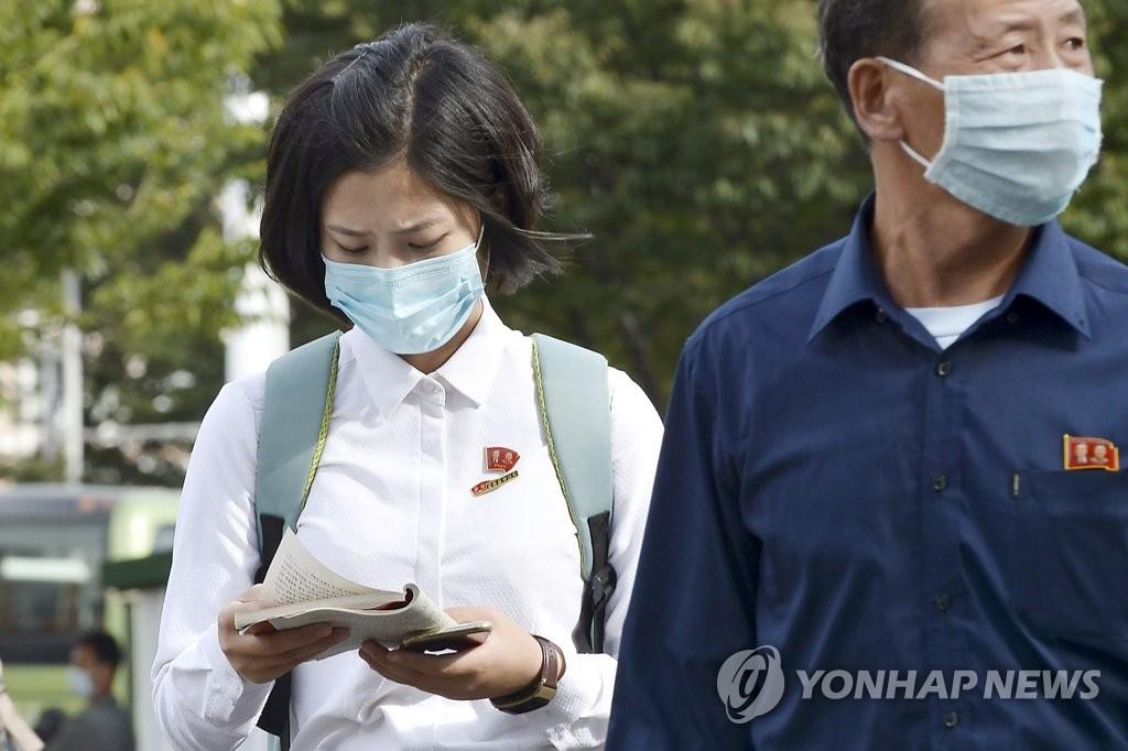 朝鲜严把平壤防疫防控关