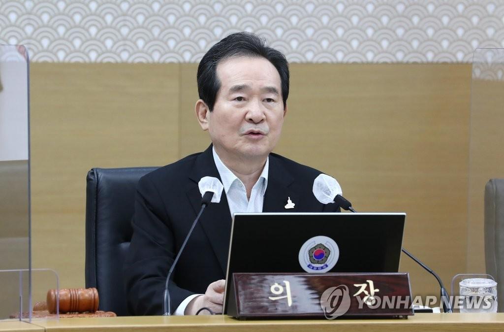 韩总理:将扩大ODA助力发展中国家抗疫