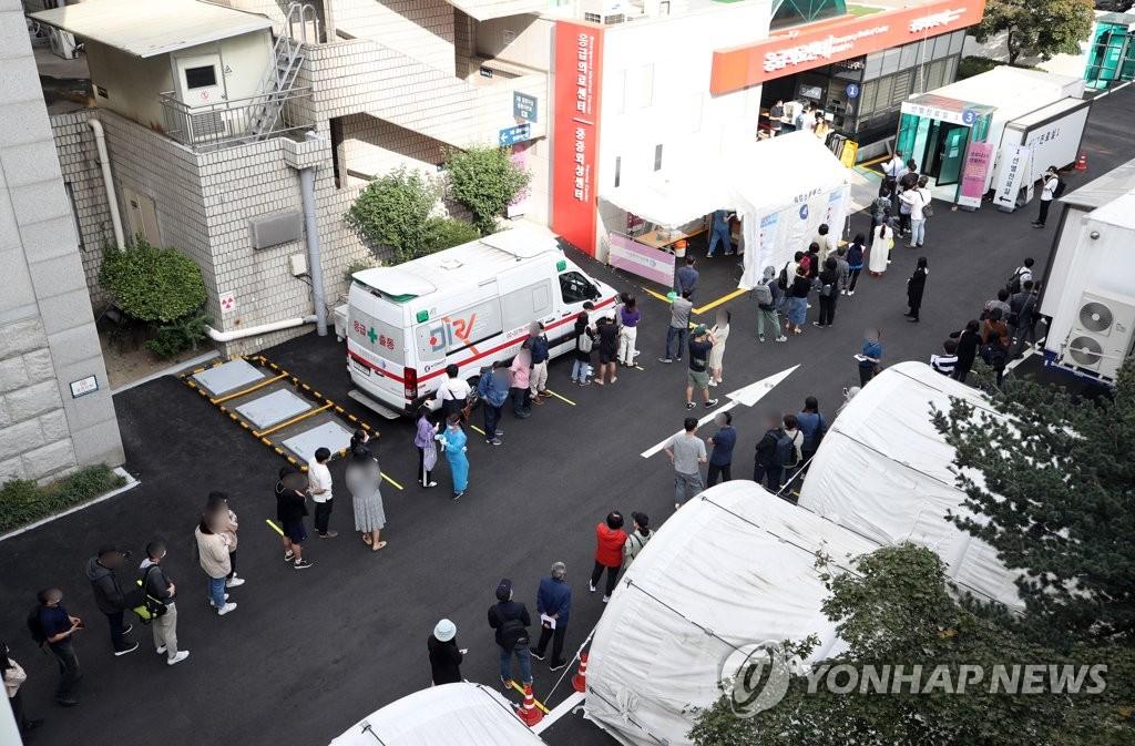 韩防疫部门:社交距离限制措施效果开始显现
