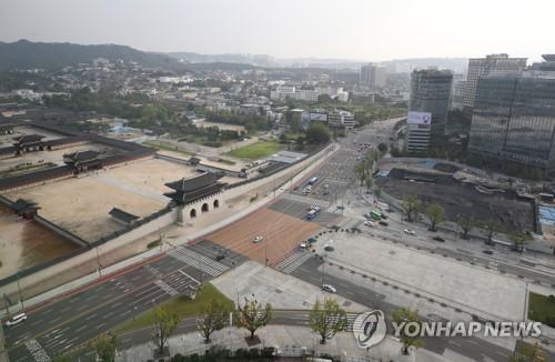 中秋假期首尔成空城