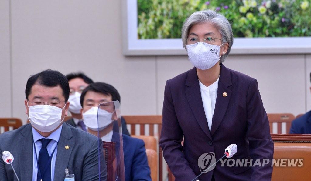 韩外交部:力促韩朝美对话 坚决应对朝方挑衅