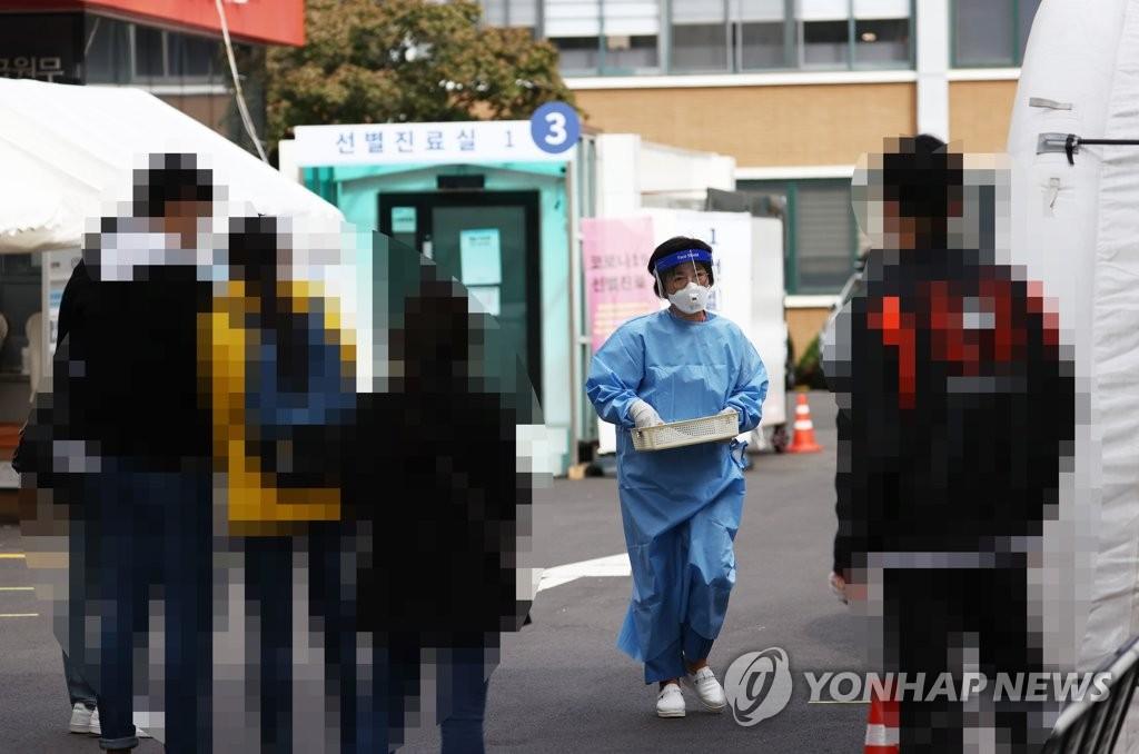 详讯:韩国新增69例新冠确诊病例 累计24422例