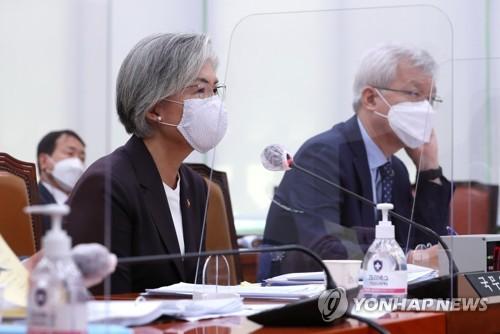 韩外长就前朝鲜驻意官员入韩消息见报表吃惊