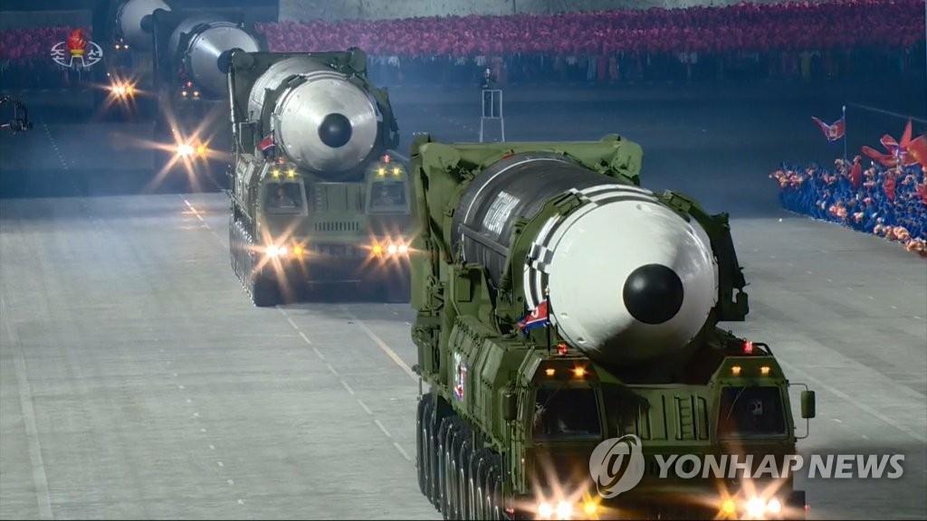美智库推测朝鲜最多拥有60枚核弹头