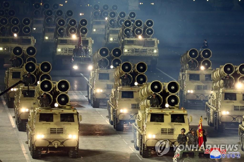 """韩军:可对朝军火箭炮予以""""原点打击"""""""