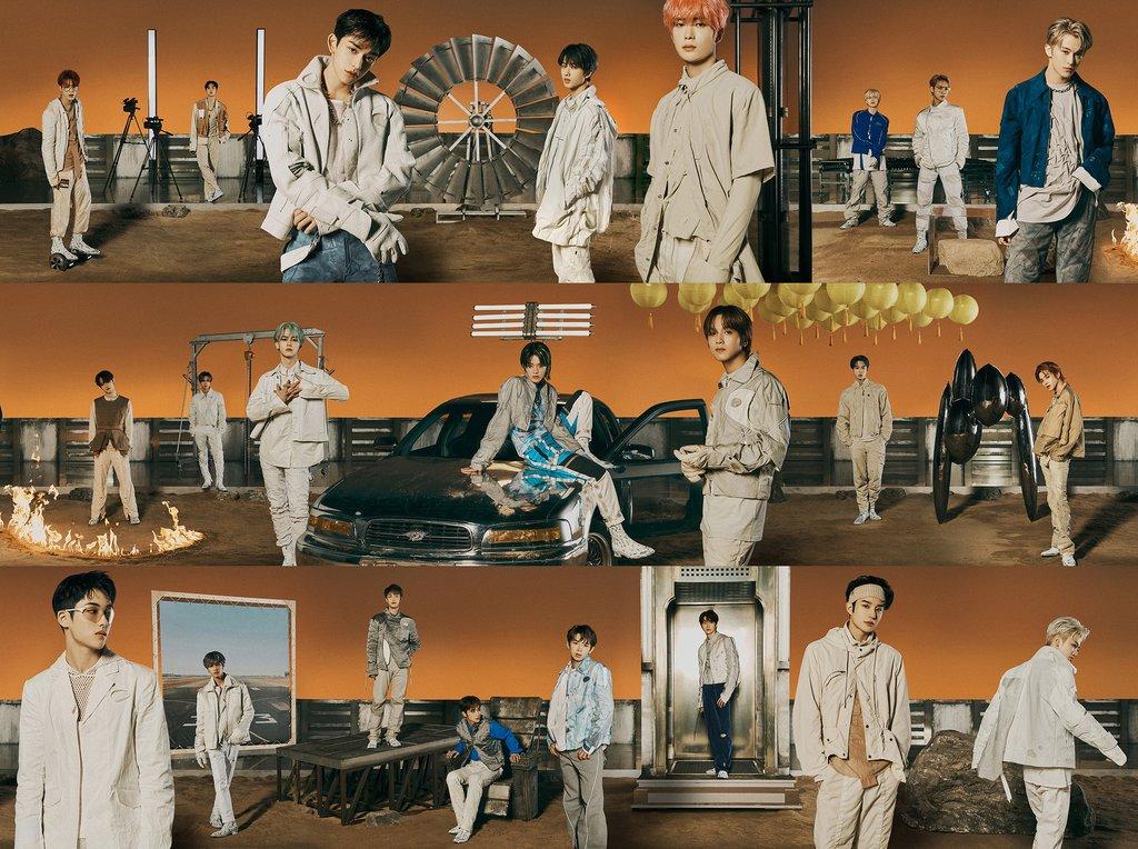 资料图片:NCT 韩联社/SM娱乐供图(图片严禁转载复制)