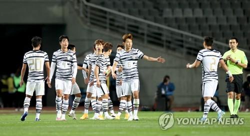 韩国国足最新FIFA排名连升两月至第38