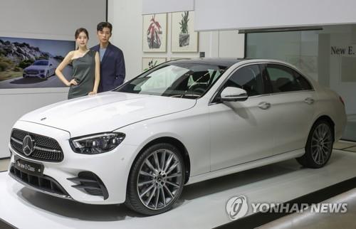 韩4月进口车销售同比增加11.5%
