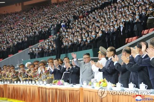 韩统一部:朝鲜建党日活动后停演大型团体操