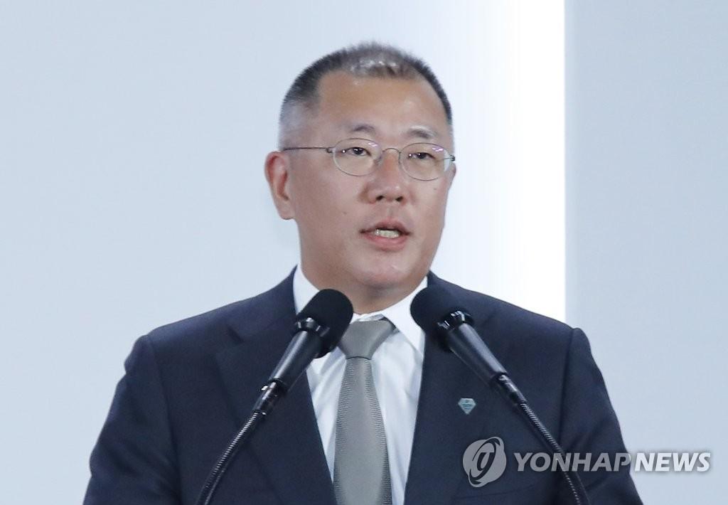 详讯:现代汽车集团首席副会长郑义宣升任会长