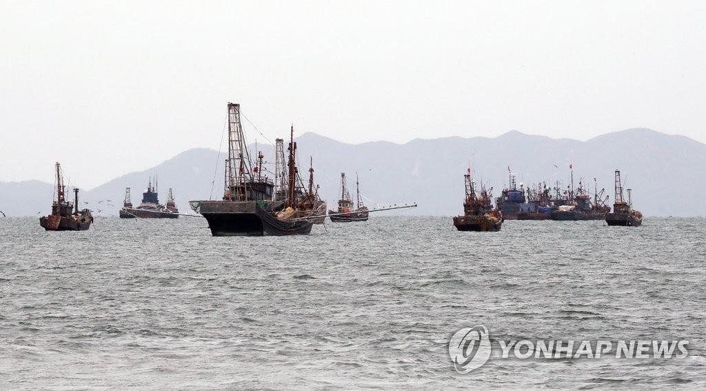 详讯:一中国渔船船员在韩西部海域失踪