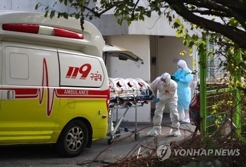 详讯:韩国新增110例新冠确诊病例 累计24988例