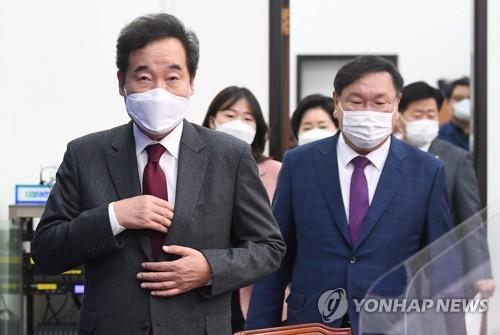 韩执政党党首将接连会见美日中俄驻韩大使
