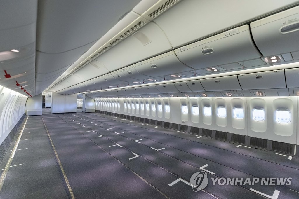 韩批准三家低成本航空公司用客机运货