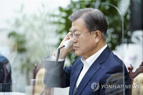 文在寅吁马来西亚支持世贸总干事韩方候选人