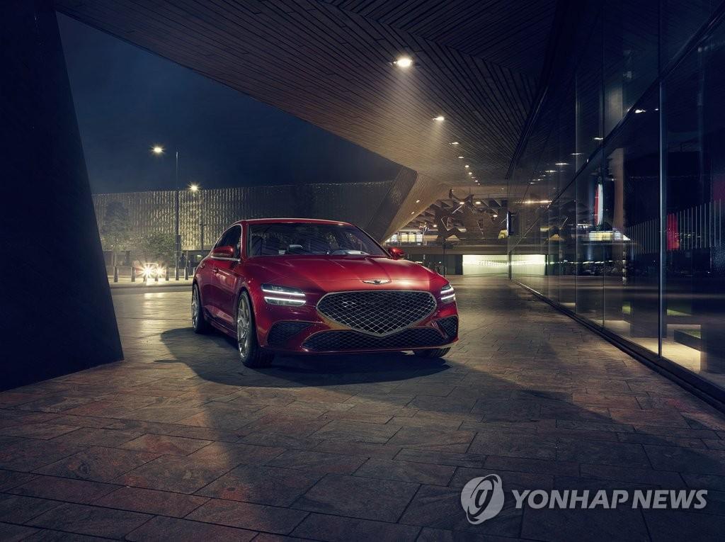捷尼赛思新款G70配置和价格公开