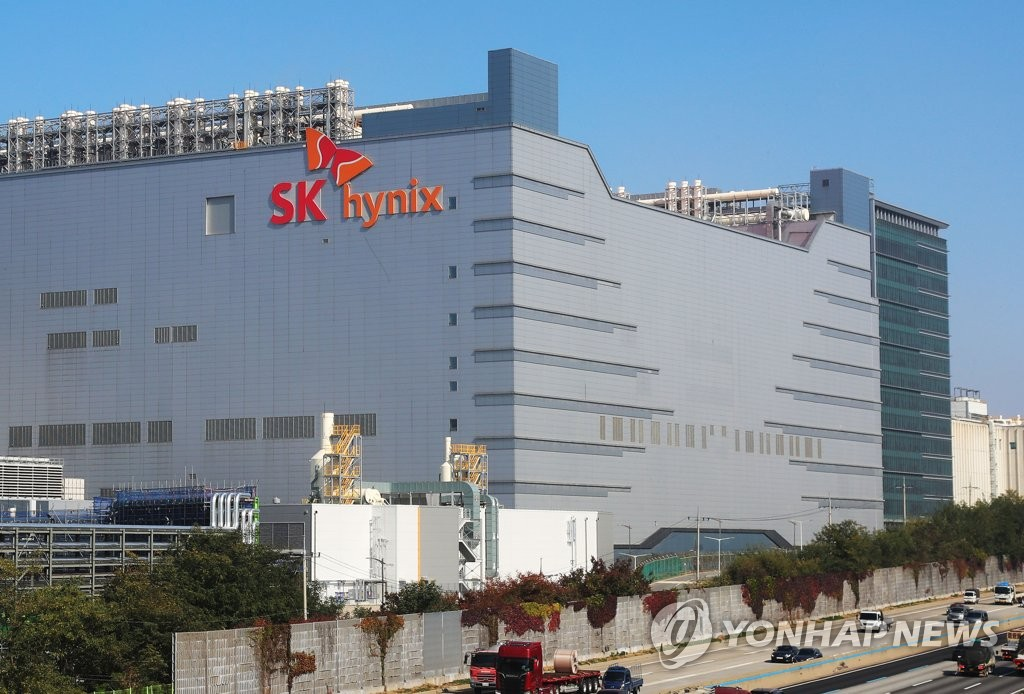 SK海力士收购英特尔NAND闪存业务在美获准