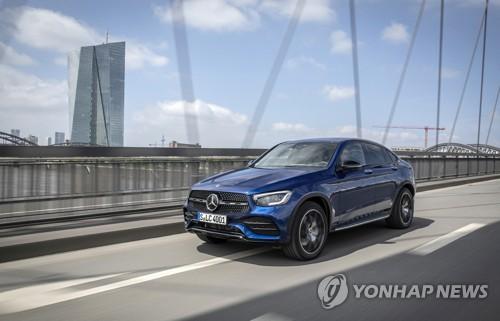 韩国今年前9个月进口车销量超3万辆