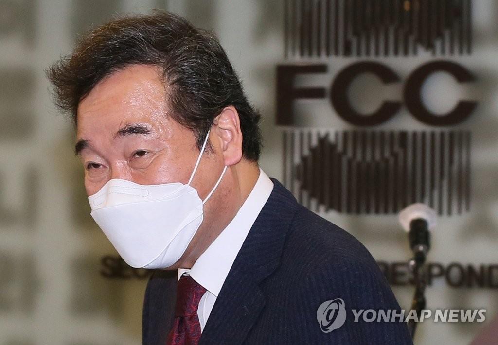 韩执政党党首李洛渊:韩朝关系明年初前有转机