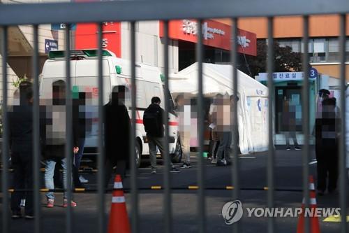 详讯:韩国新增125例新冠确诊病例 累计26271例