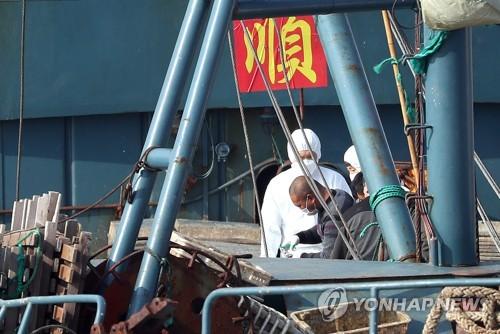 韩中渔业谈判达成协议 明年入渔船数减为1350艘
