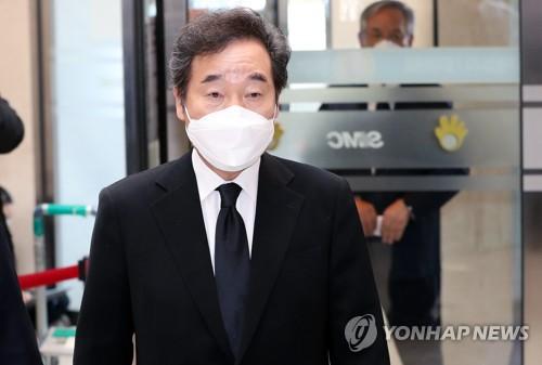 韩执政党党首吊唁李健熙