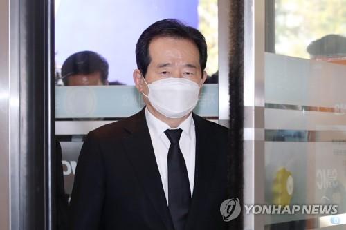 韩总理吊唁李健熙