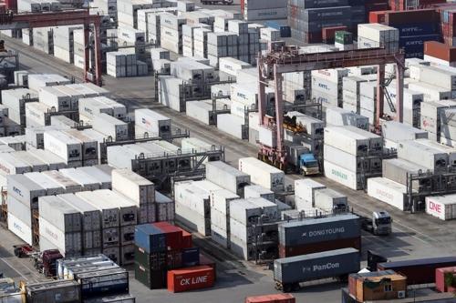 韩国5月前10天出口同比增81.2%
