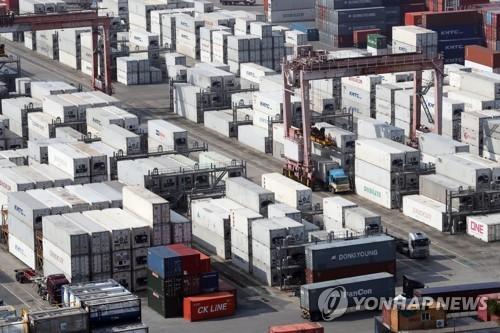 韩国1月前20天出口同比增加10.6%