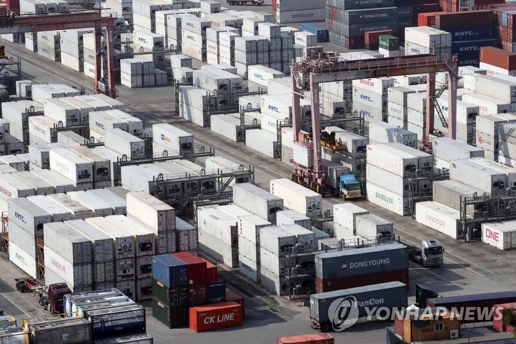 韩国2月前10天出口同比增39.3%