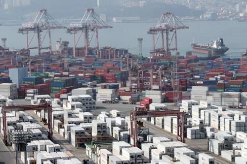 韩国2月前20天出口同比增16.7%