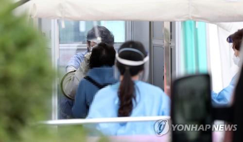简讯:韩国新增125例新冠确诊病例 累计26271例
