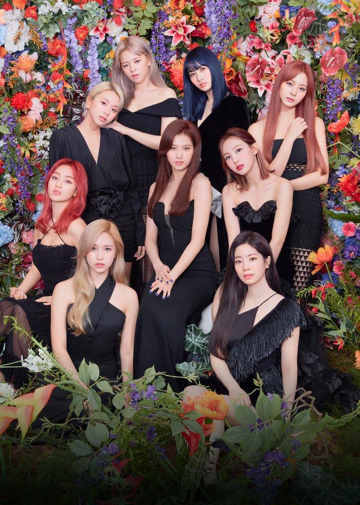 资料图片:TWICE JYP娱乐供图(图片严禁转载复制)