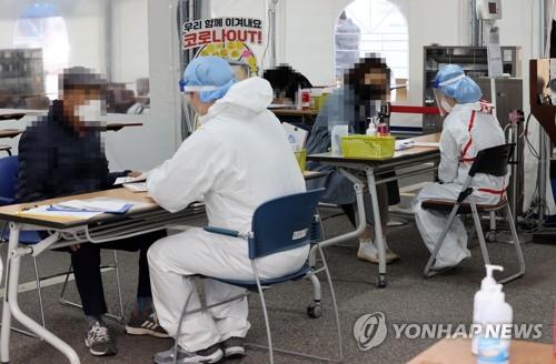 详讯:韩国新增114例新冠确诊病例 累计26385例