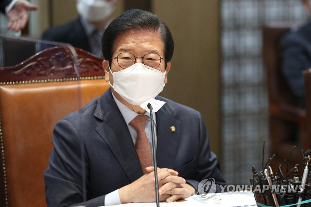 韩国会议长明起对越南进行正式访问