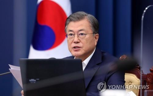 文在寅:韩经济明年上半年有望重回正轨