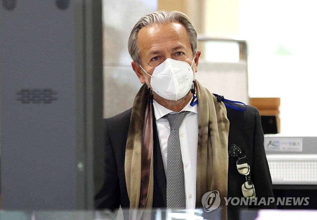 韩国吁国际原子能机构全程干预日本核水入海