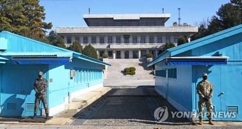韩朝边境板门店共同警备区参观项目下周重启